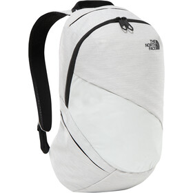 The North Face Electra Selkäreppu Naiset, tnf white metallic melange/tnf black